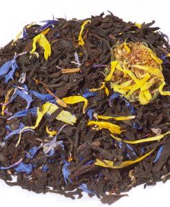 thé noir pamplemousse citron bergamote