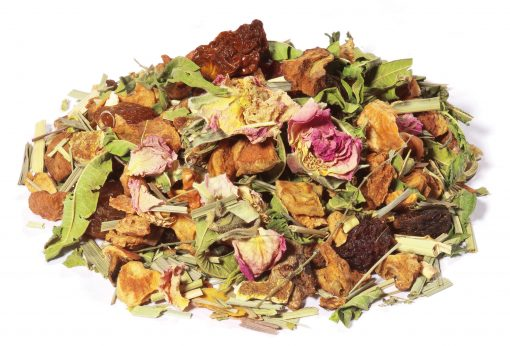 Tisane citron orange