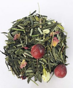 Thé vert litchi