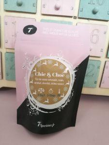 infusion cacao caramel chocolat