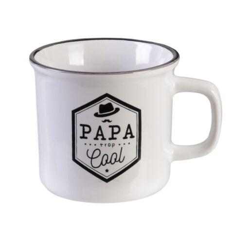 Papa trop cool